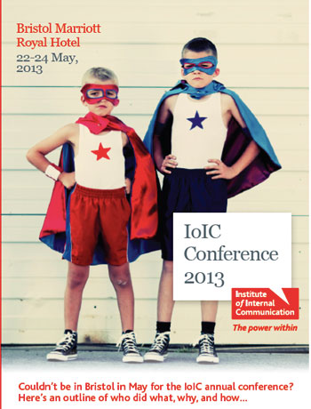 IoIC conference 2013